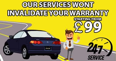24/7 Service only in £99